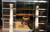 Construir un invernadero con Solar accionado Ventalation