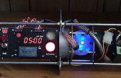 Antimateria del excavador/reloj despertador/película Prop