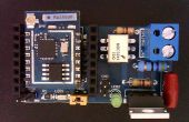 ESP8266 MPSM v.2 DevBoard - interruptor de red WIFI Web