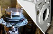 Máquina de Fundición centrífuga de una lavadora