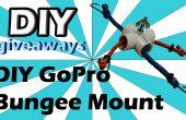 Bungee de GoPro DIY Monte