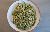 Pasta de algas frescas