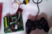 Interfaz PS2 controlador con el AVR-Bit Bang