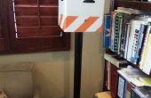 Home Depot caja lámpara