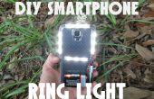 DIY SmartPhone anillo luz