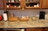 Cocina gabinete LED franja de luces por debajo $30.00!