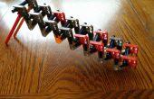 Escaleras de elemento de la máquina de bolas de k'nex