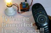 Control de tus electrodomésticos con control remoto de TV!!