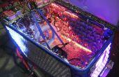 LED Rave Solar compras carro triciclo