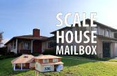 Buzón de la casa de escala
