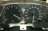 NeedForSpeed estilo shiftlight para su vehículo