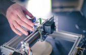 Resistencia Mini DIY Laser grabado y corte de la máquina