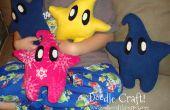 Mario Brother había inspirado LUMA almohadas!  Regalo fácil para los niños dar!