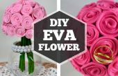 DIY EVA Flowers