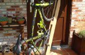 Bike el estante de madera