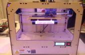 100% libre de deformación MakerBot 3D impresión