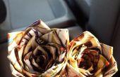 Flor de cinta de conducto de una dirección