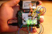 Arduino: Dado electrónico (usando números al azar)