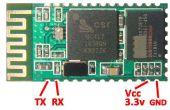 Barato 2 vías Bluetooth conexión entre Arduino y PC