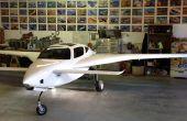LED luz de aterrizaje para el avión Experimental