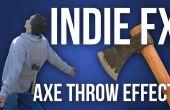 Efecto de tiro de hacha: Tutorial DIY: IFX