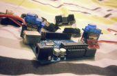 123D-principiantes primer PCB para arduino tablero SERVO/Señor