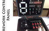 Módulo de Control de fuegos artificiales