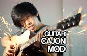 Guitarra Cajon Mod (lazo interno)