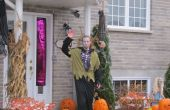 Mike's House of Fright Halloween Graveyard Haunt
