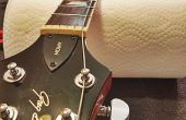 Mantenimiento simple consejos para hacer su mirada de guitarra eléctrica y sonido mejor