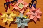 Medallas para los estudiantes de papel