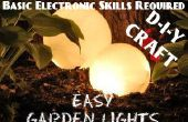 "LUCES de jardín fácil &lbrack;  < 5&equals;"""" min&period;&equals;"""" to&equals;"""">"