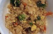 Caseras arroz frito