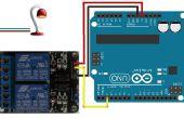 Relé control remoto Plug And Play (frambuesa y Arduino y leer sensores)