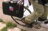 Bicicleta de cartera
