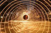 COMO: Fotografía de lana de acero en espiral