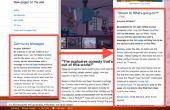 """Wikia/MediaWiki: Poner la """"esquina de la comunidad"""" en la Página principal del wiki"""