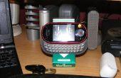 Gratis Diy Zune, iPod, iPhone, PDA, teléfono celular o gadget/base/soporte de la