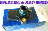 Sustitución de un sensor map (Hyundai trajet/sonata)