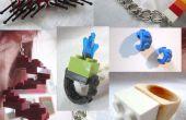 Joyas LEGO - 6 diseños de joyería personalizable Lego