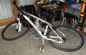 Plug-in bicicleta soporte para pedales Xpedo (Face Off)