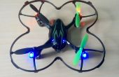 QUADCOPTER SIMPLE (HUBSAN X4)