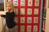 Navidad calendario de Adviento impresionante