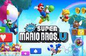 Como vencer al nuevo Super Mario Bros U en el menor tiempo posible