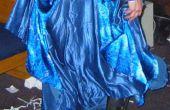 Falda de círculo de AutoCAD