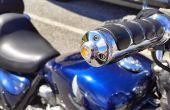 Intermitentes de moto LED Bar final