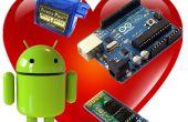 Aurduino + Android + Bluetooth = medidor de travieso / Niza - parte 1 de 2