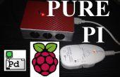 Puro Pi: Controlar los efectos de stompbox personalizado en un Raspberry Pi con un smartphone