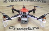Impresos 3D RC FPV Quadrocopter