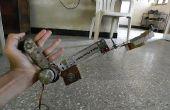 Brazo robótico para personas con discapacidad